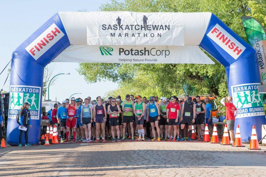 Sask. Marathon closes streets in Saskatoon
