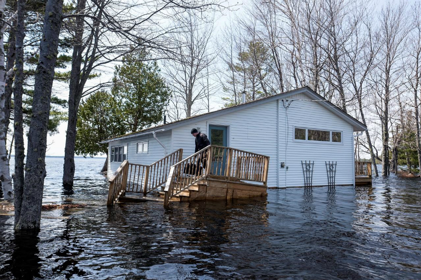 New Brunswick floods: 'This could get very uncomfortable,' officials warn