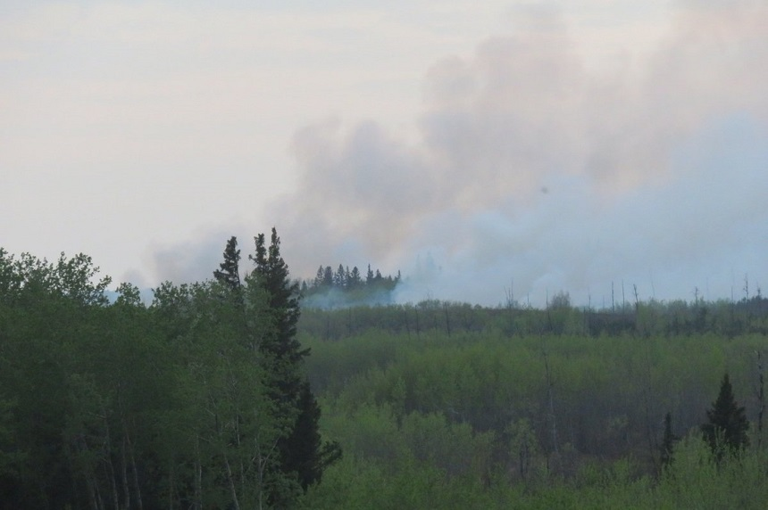 Waterhen Lake First Nation evacuated, Crutwell residents return
