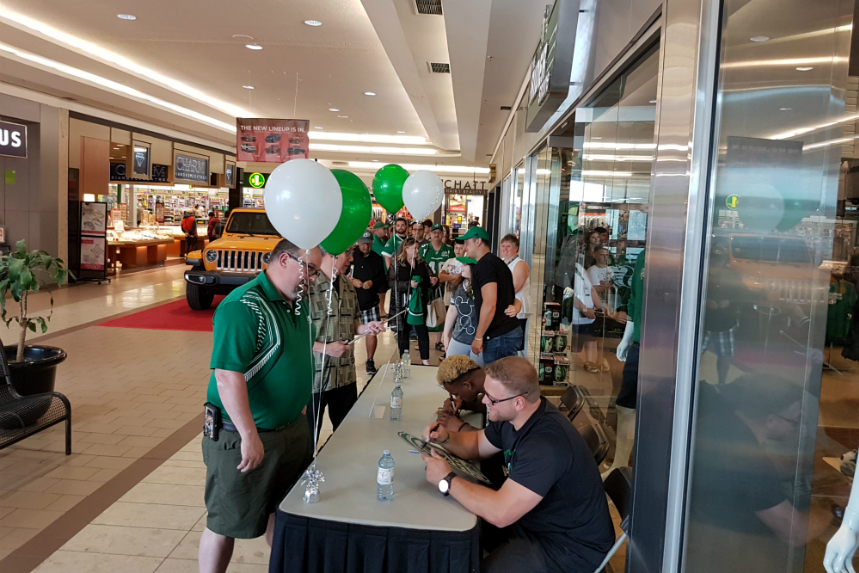 Riders ready for another training camp in Saskatoon