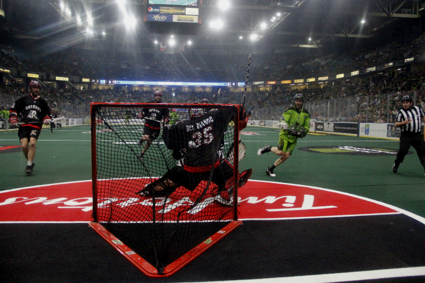 Rush off to 4th consecutive NLL Final with win over Calgary