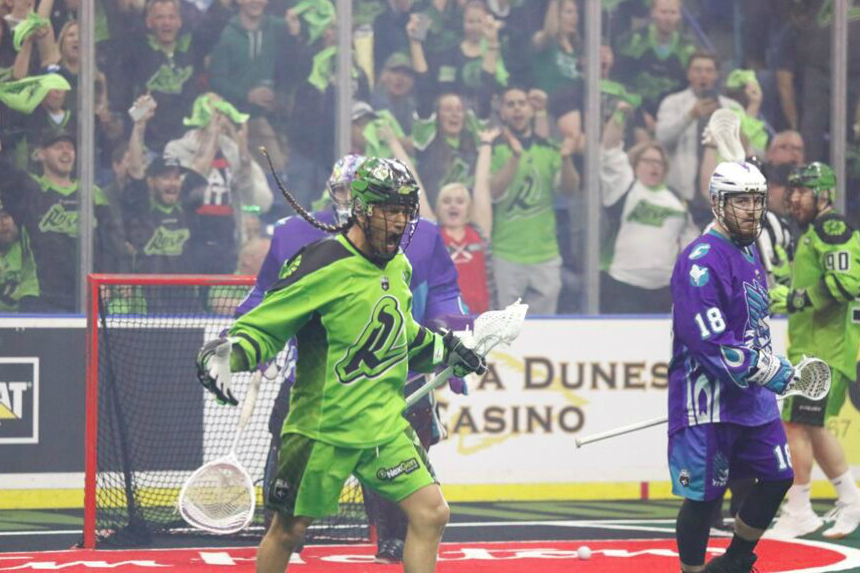 Saskatchewan Rush look to win NLL Cup Final on the road