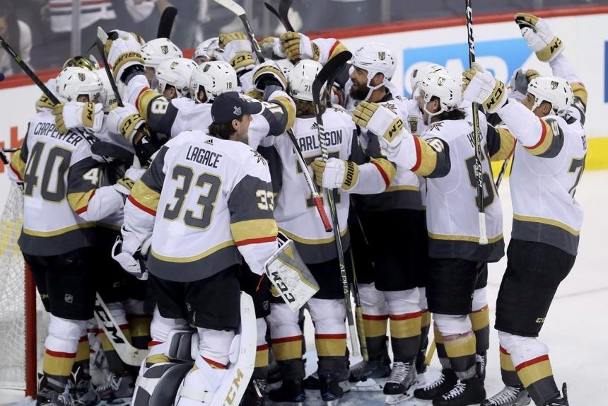 Winnipeg Jets eliminated from NHL playoffs by expansion Vegas Golden Knights