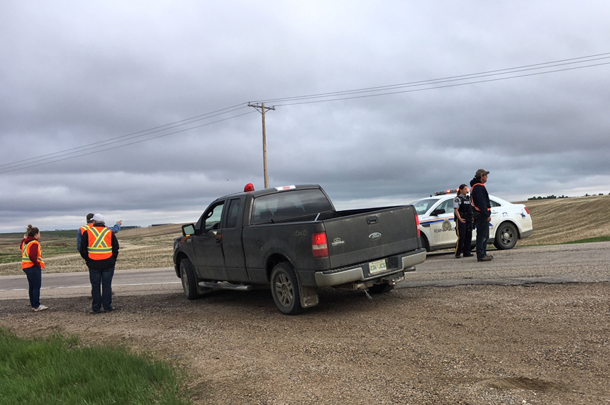 Woman killed in Highway 7 collision near Rosetown