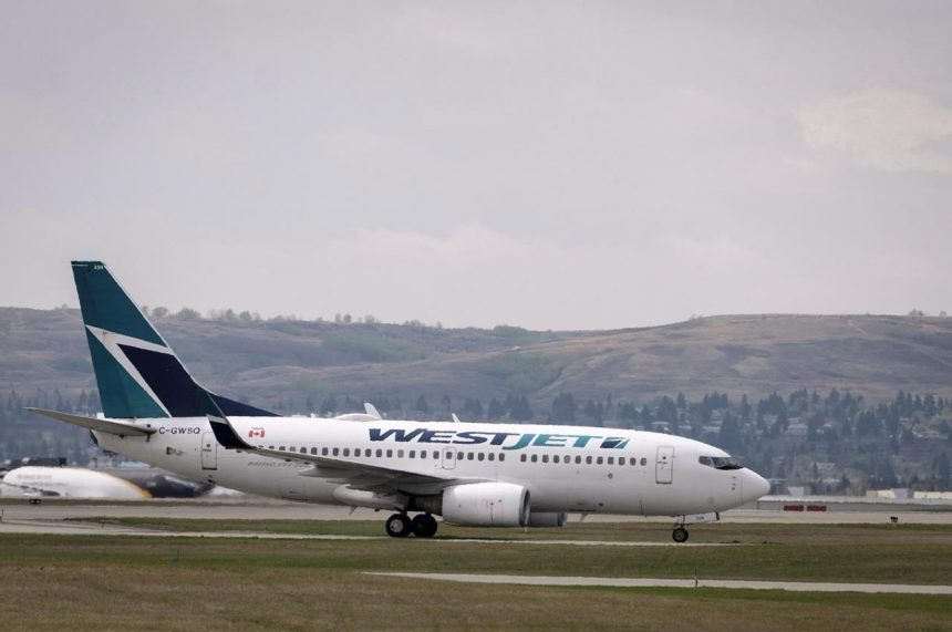 WestJet, pilot's union agree to settlement process with mediator