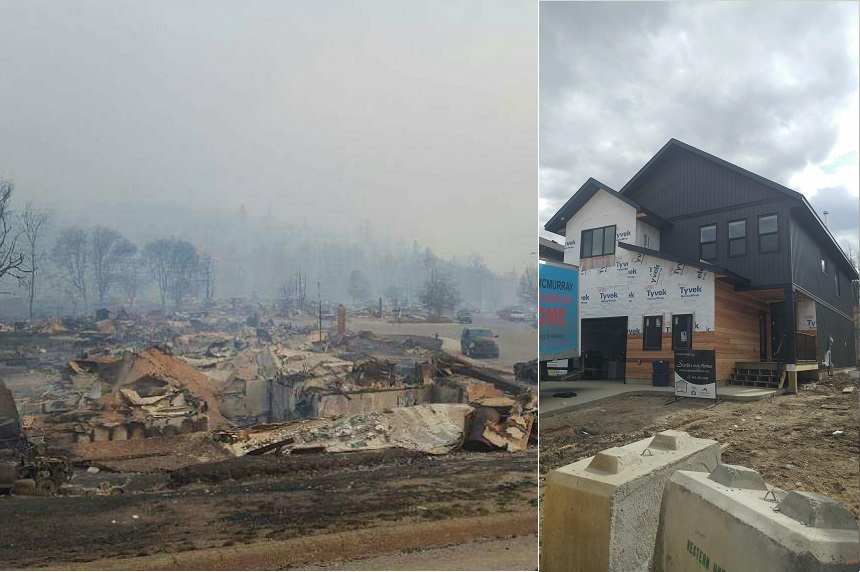 Fort McMurray struggles to rebuild 2 years after wildfire
