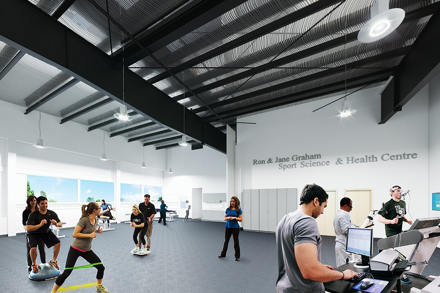$2M donation announced to build sport injury research centre