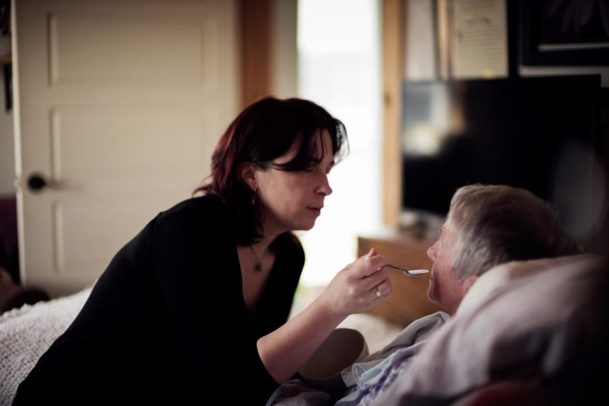 Almost half of caregivers of loved ones with dementia experience distress: report