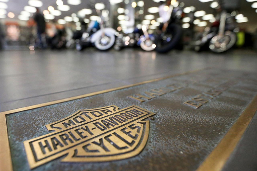 Harley-Davidson moves European production out of U.S.