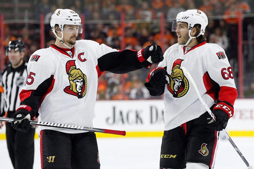 Hoffman traded twice in one day after Karlsson allegations involving partner
