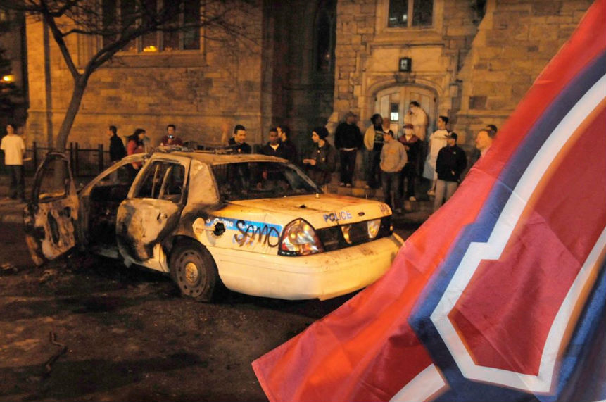 Supreme Court rules against city over 2008 hockey riot vandalism