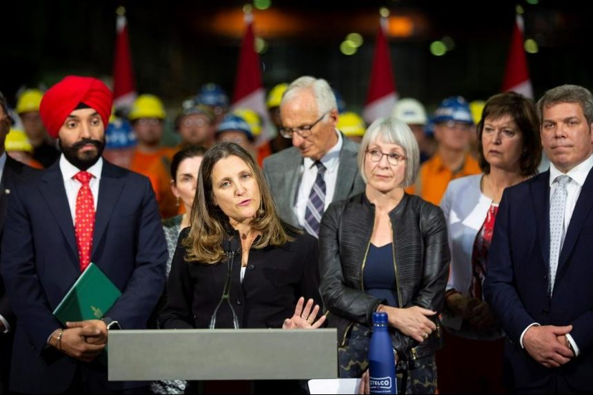 Ottawa details list of U.S. tariff targets, offers up to $2B in support