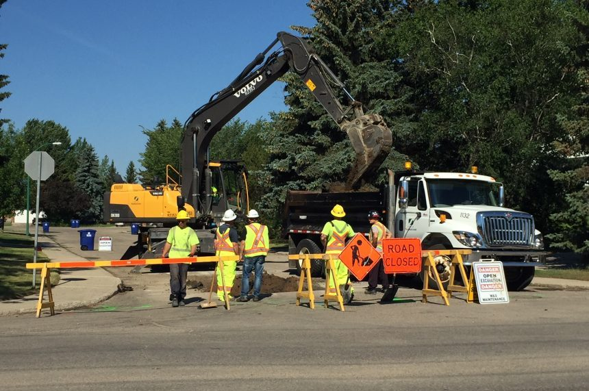 Drivers urged to slow down in Saskatoon construction zones