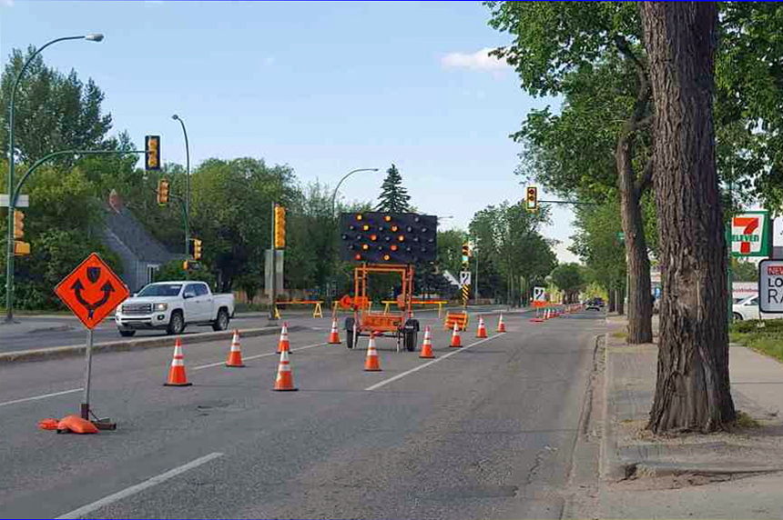 Major construction work to start on Idylwyld Dr