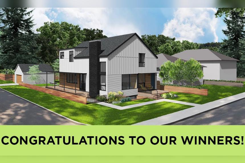 Kinsmen Home Lottery winners announced in Saskatoon