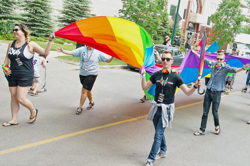 Saskatoon Pride parade set for Saturday afternoon