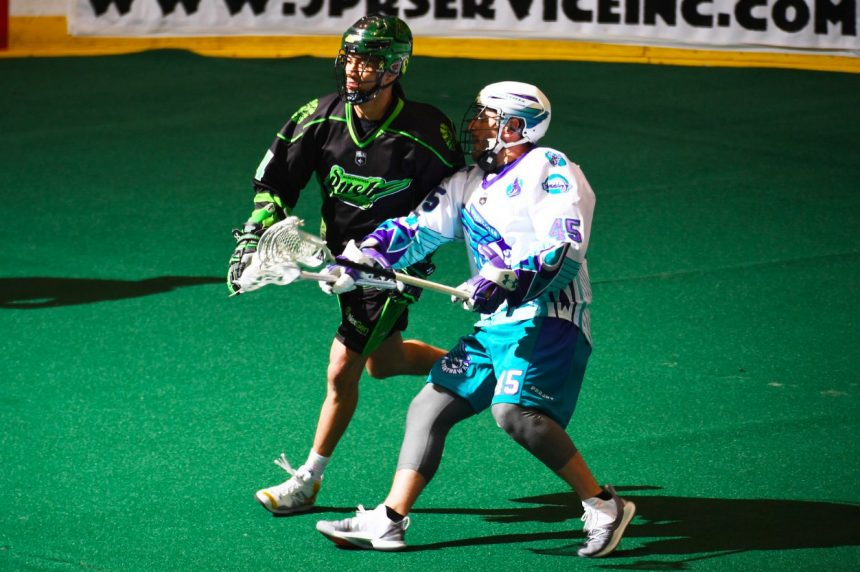 Rush to play for NLL Cup in Saskatoon after Game 2 loss