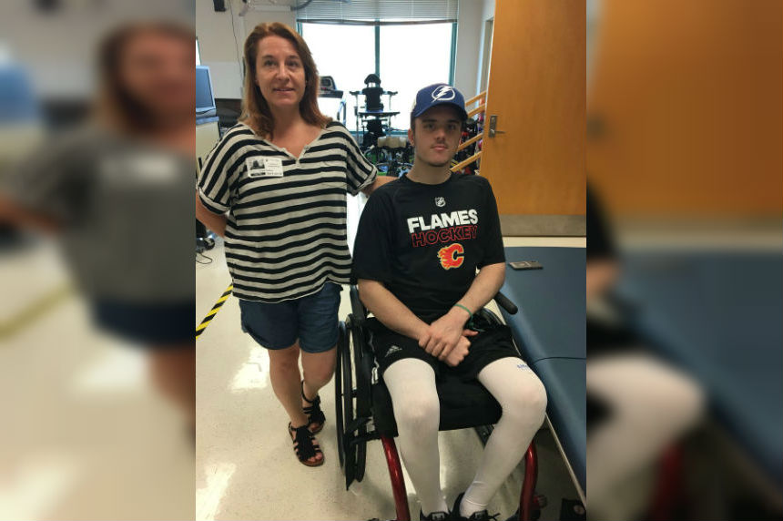 'It's daunting:' Family of paralyzed Broncos player preparing for next phase