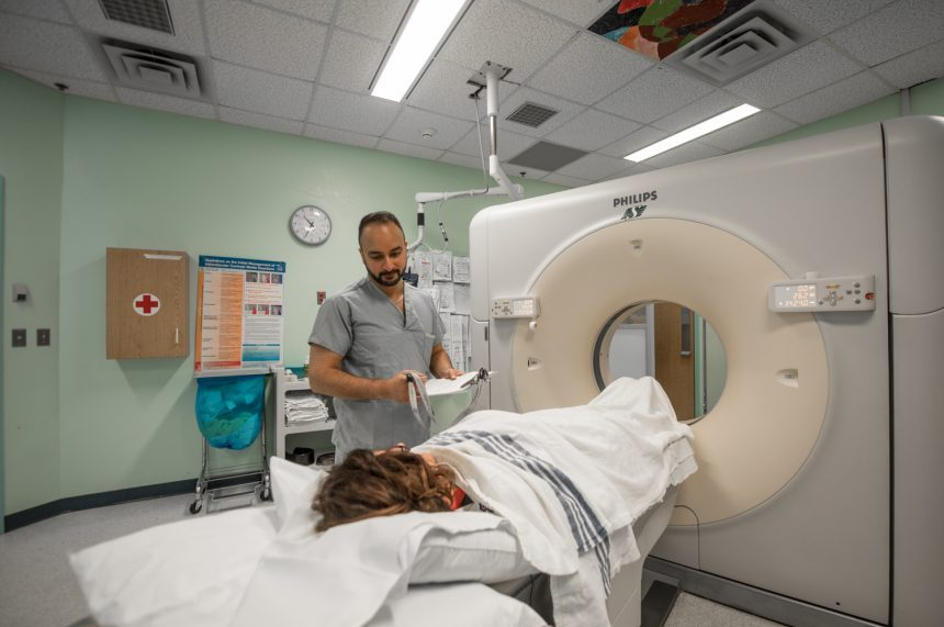 St Paul's Hospital gets new $2.4M CT Scanner