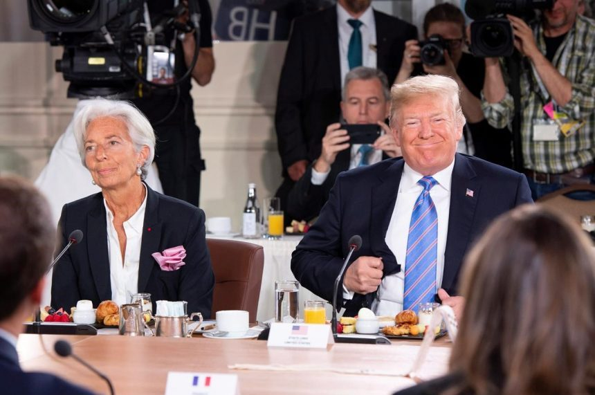 Donald Trump gives a 10-out-of-10 to his relationship with G7 countries