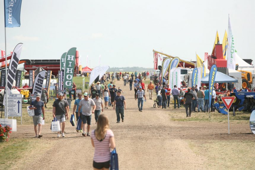 Ag in Motion attracts international firms to Sask.