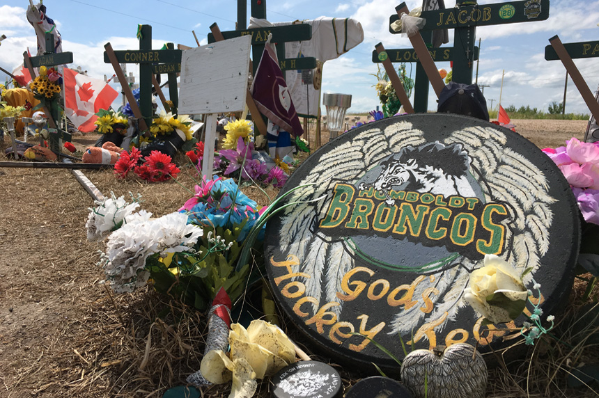 Deputy reeve from Broncos crash site R.M.  reacts to highway plan