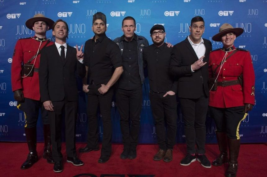 Billy Talent to host benefit concert for victims of Danforth shooting