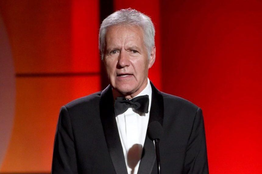 Alex Trebek can see life without 'Jeopardy'