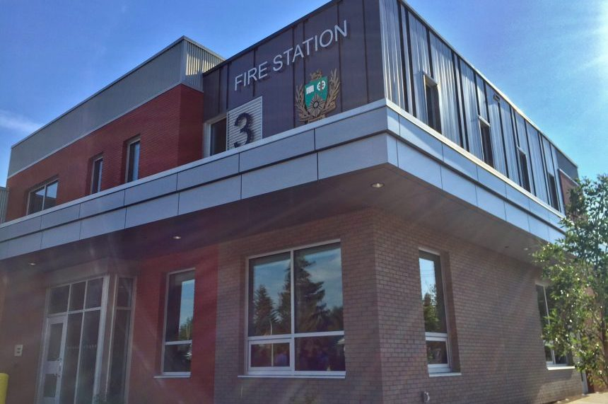 Saskatoon Fire Station No. 3 opens on Clarence Ave
