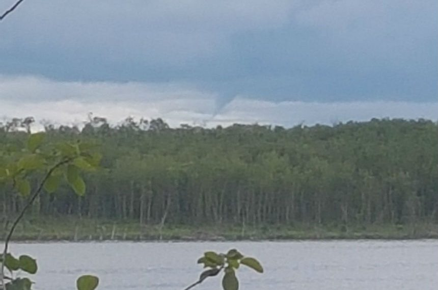 Funnel cloud advisory for west central Sask.