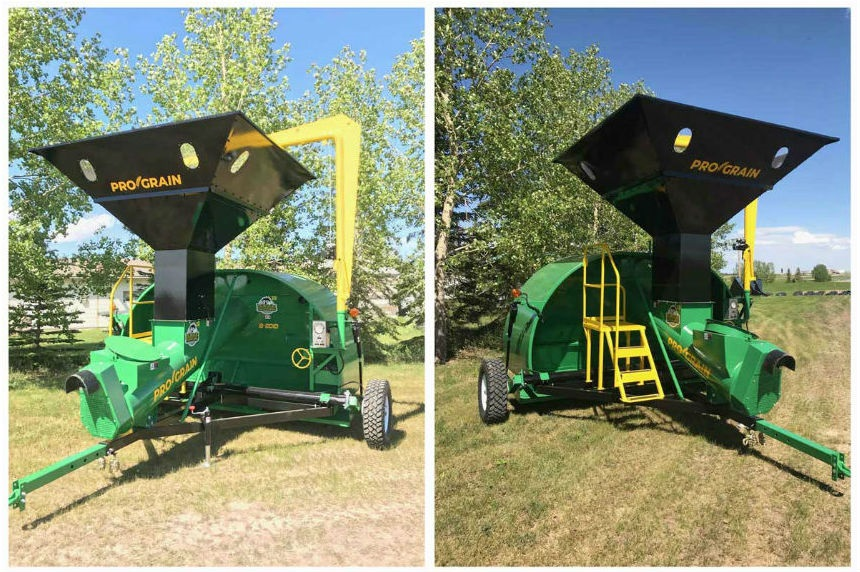 Grain bagger to be sold off to help injured Humboldt Bronco