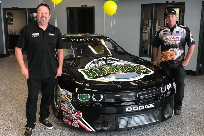 NASCAR Pinty's Series to honour fallen Broncos in Saskatoon