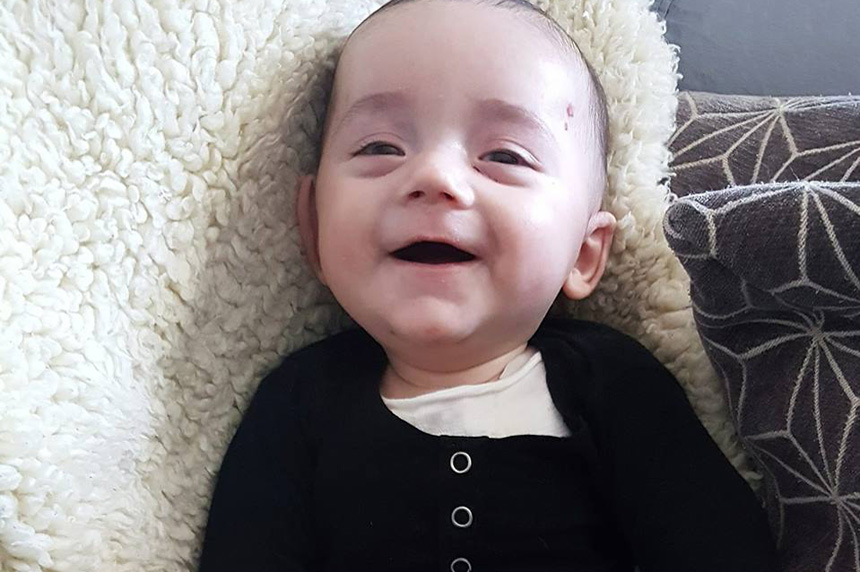 Little Leo: Parents share joy as province agrees to pay costs
