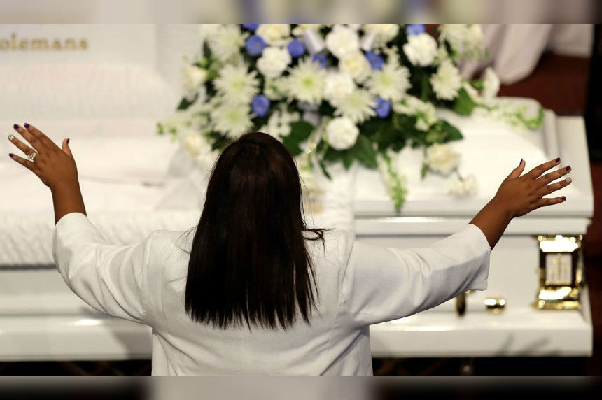 Funeral held for last 5 of 9 relatives killed in sinking