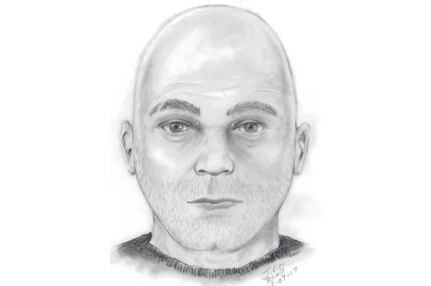 RCMP release sketch of person of interest in sexual assault
