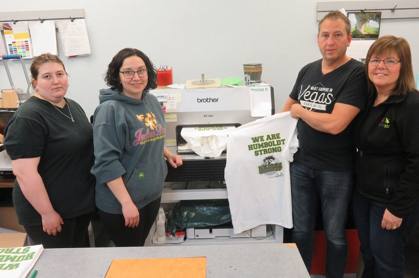 Humboldt shirt shop donates $304K to community foundation