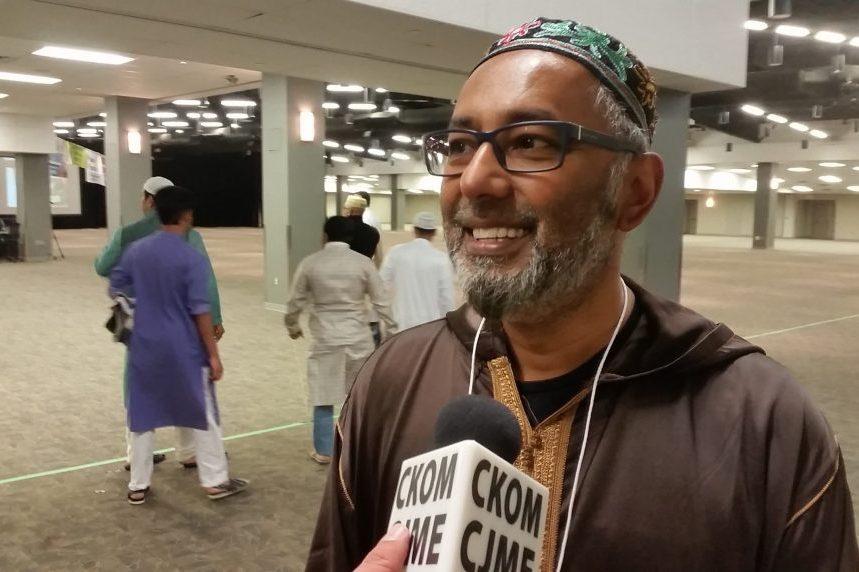 Saskatoon Muslims celebrate Eid al-Adha