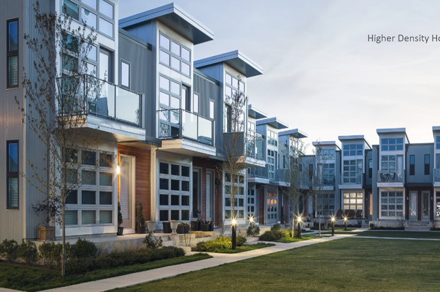 Solar-powered neighbourhood pitched to city councillors