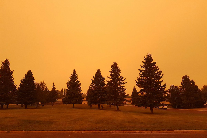 Sask. gets brief weekend reprieve from wildfire smoke