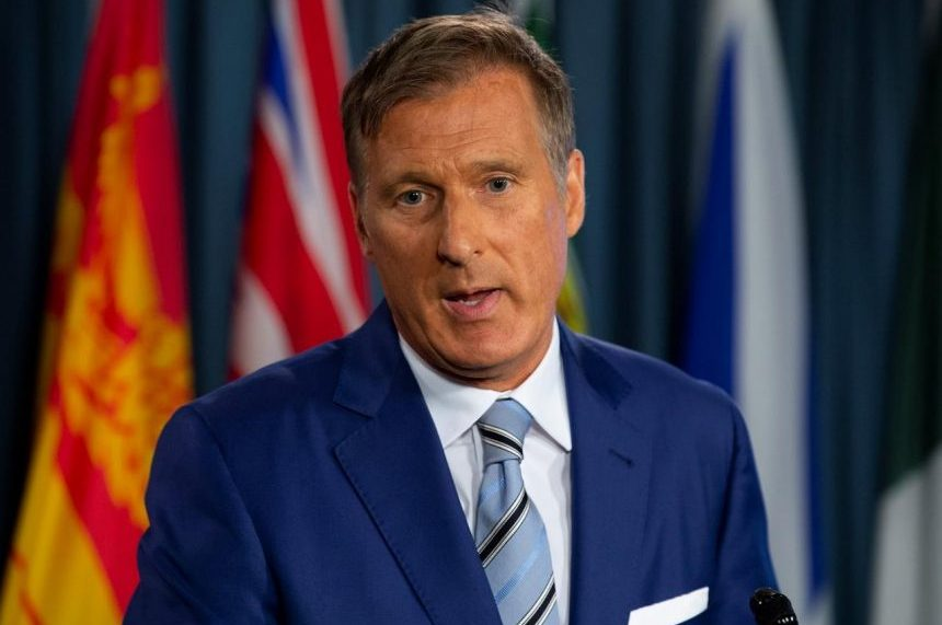 Bernier contacted 'key people' before announcing new party, source says