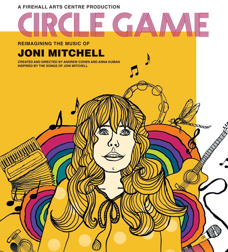 Circle Game: Reimagining the Music of Joni Mitchell