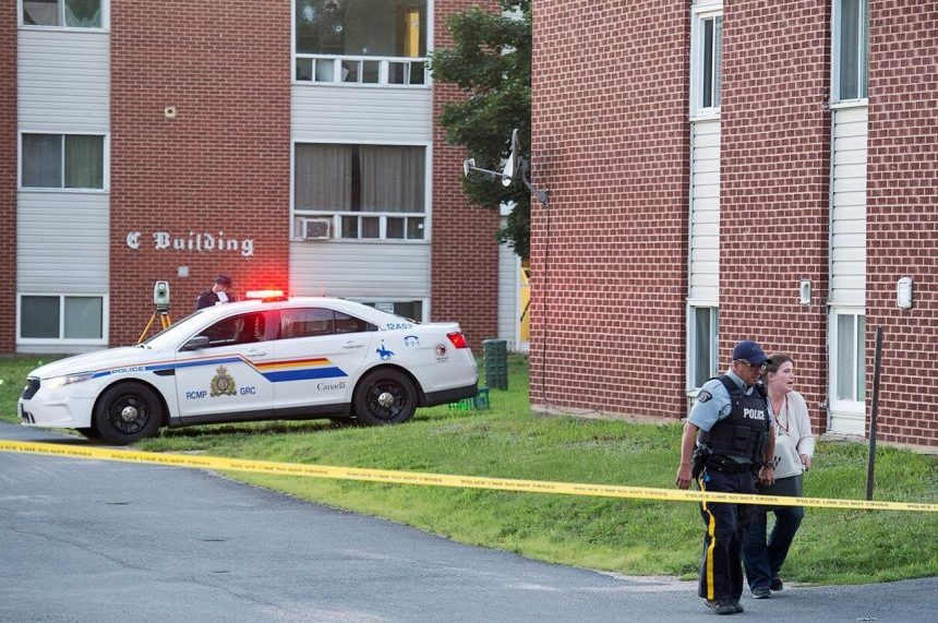 Fredericton police return apartments where shootings occurred to owners