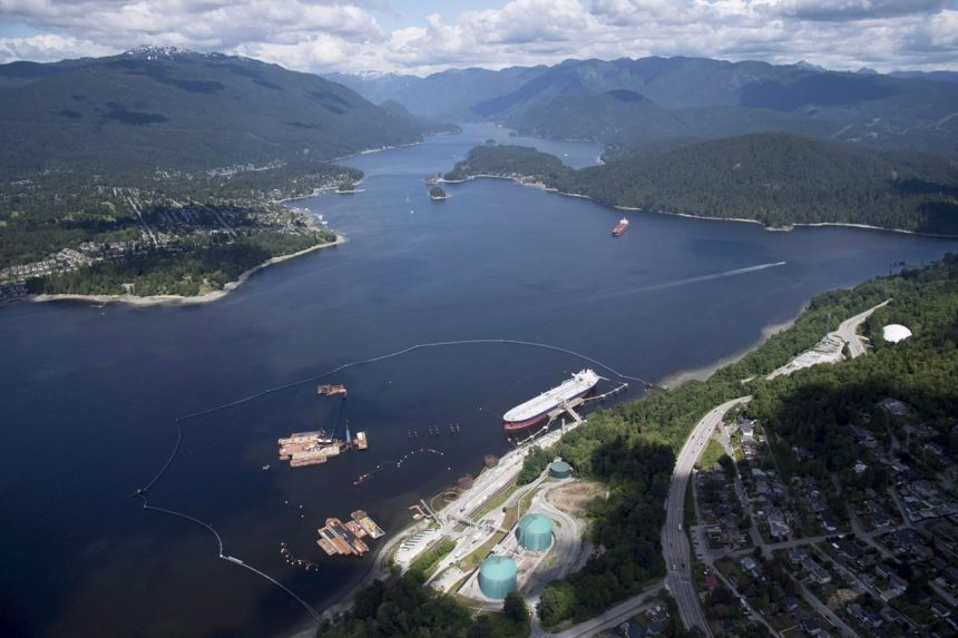 Five things to know about today's Trans Mountain pipeline court ruling