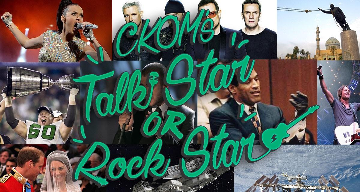 Talk Star or Rock Star