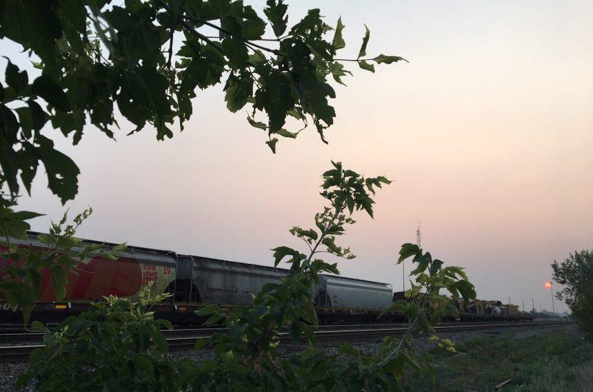 Smoke expected to linger through morning in Saskatoon