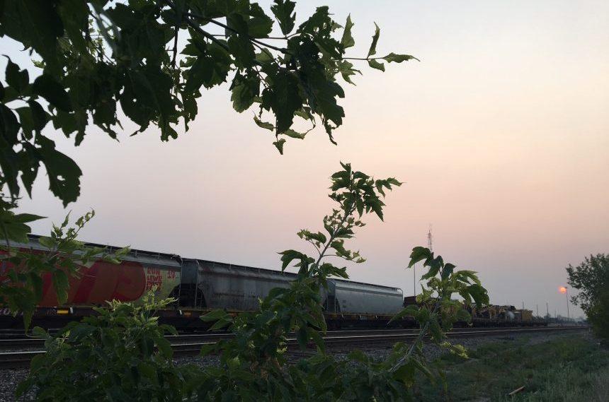Hot weather, smoky conditions return to Saskatchewan skies