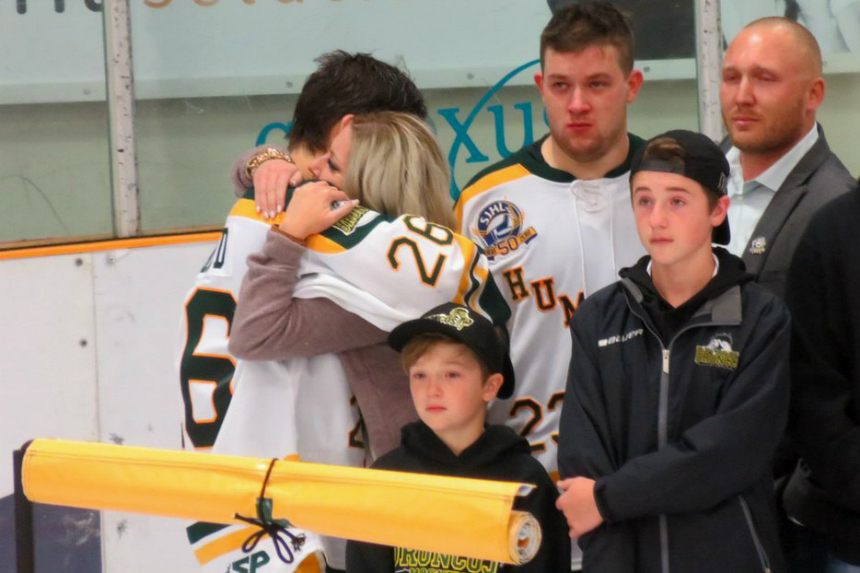 'A new chapter:' Humboldt moves forward with first game