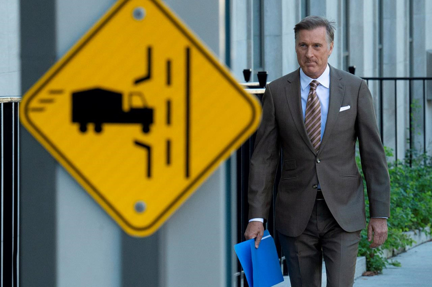 Maverick MP Maxime Bernier launches new party as The People's Party of Canada
