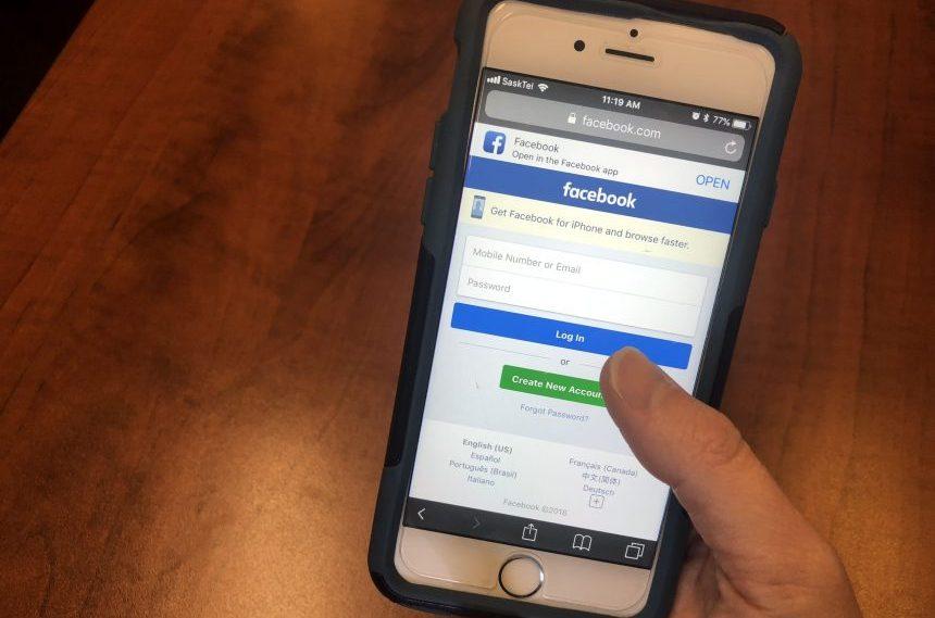Saskatoon man ditches Facebook with 600 break-up calls   650