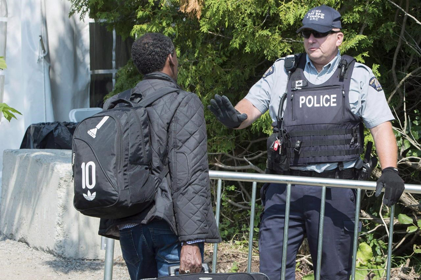 Canada has removed six out of 900 asylum seekers already facing U.S. deportation